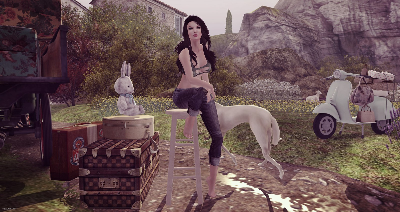 Fashion Therapy LOTD # 248