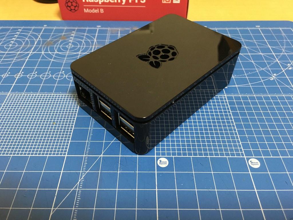 Box for RSPi3