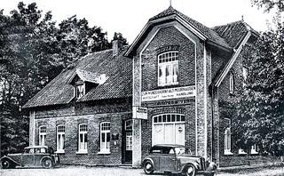 """Gaststätte """"Zum Wunderhorn"""" in Altmoorhausen"""