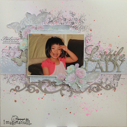 """Little Lady"" Layout"
