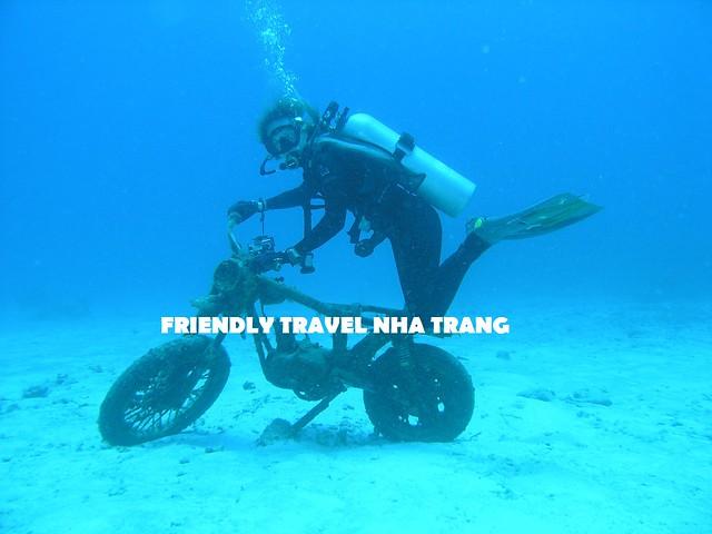 Lặn Biển Vịnh Vân Phong