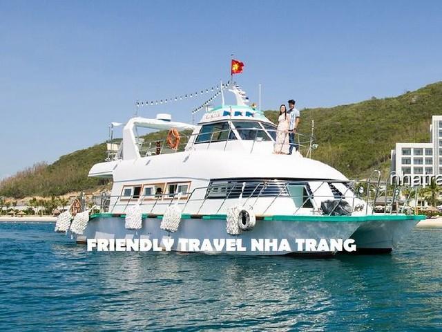 Tour Du Thuyền Mini