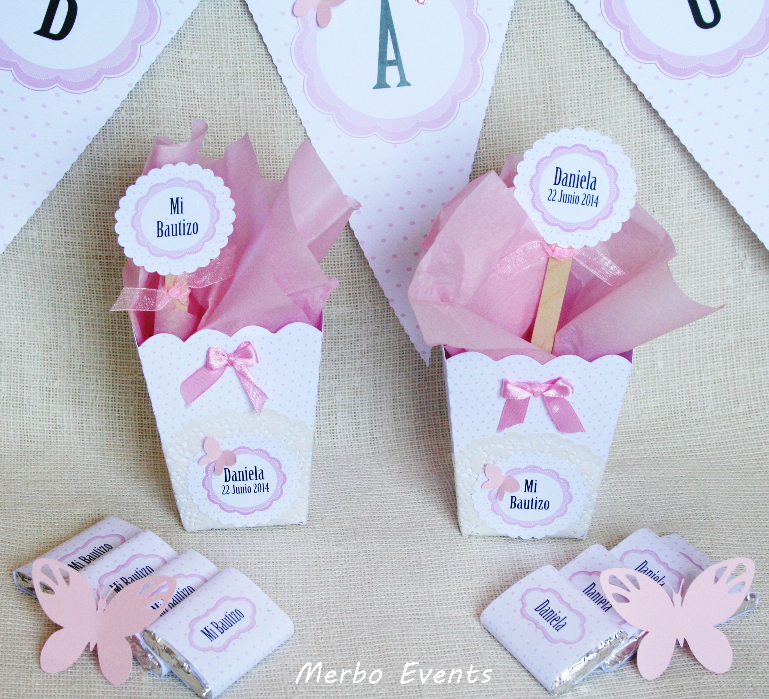 Detalles Bautizo Merbo Events