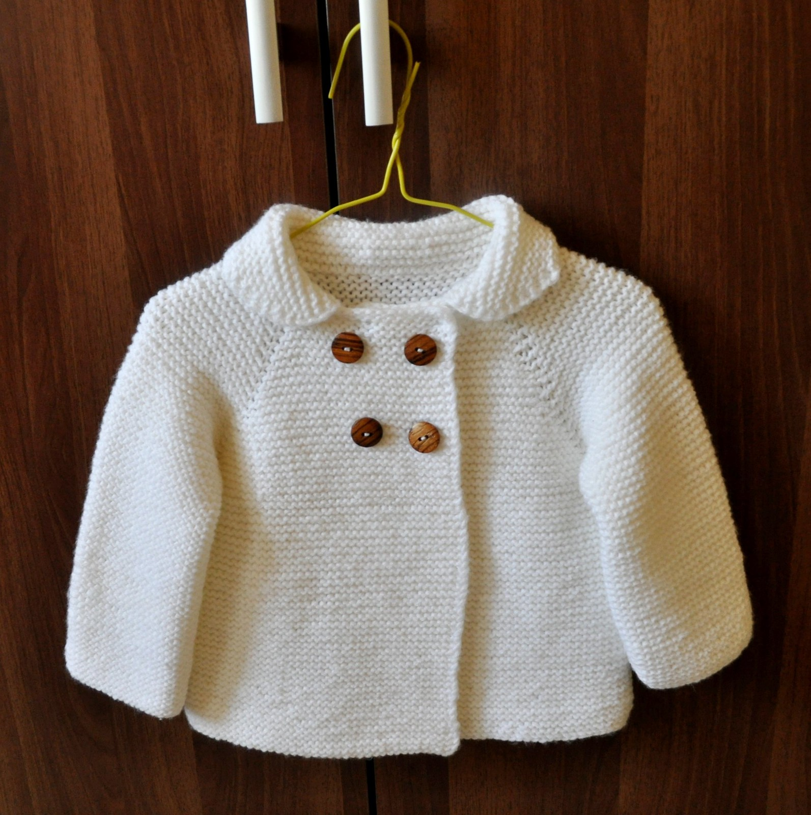 knitted baby cardigan (2)