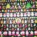 kawaii christmas V2.0 #japanesechristmasfabric #tinypinksantas #houseofpinku #blythe #christmasfabric #christmastimes by HOUSE OF PINKU