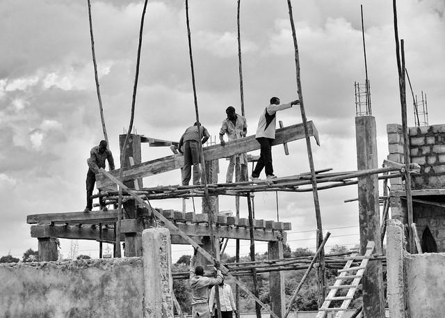 Construction, Uganda