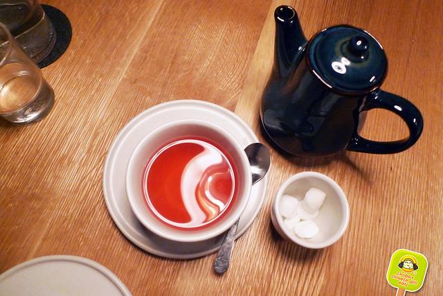 Cosme NYC - tea
