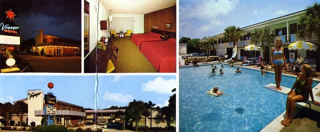 Voyager Motel Myrtle Beach SC