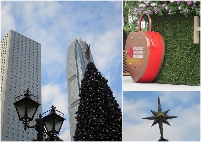 Christmas 2014 - Central - Sheung Wan - Hong Kong
