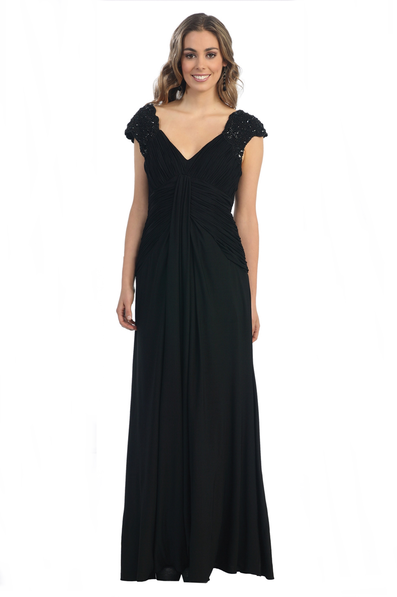 Young Mother Of The Bride Dresses Plus Size 71