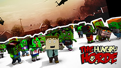 PS Plus - Hungry Horde