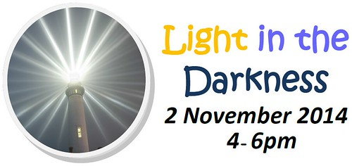 Messy Church: Light in the Darkness