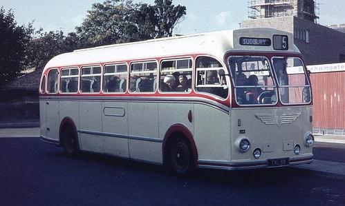 Hedingham TWL59