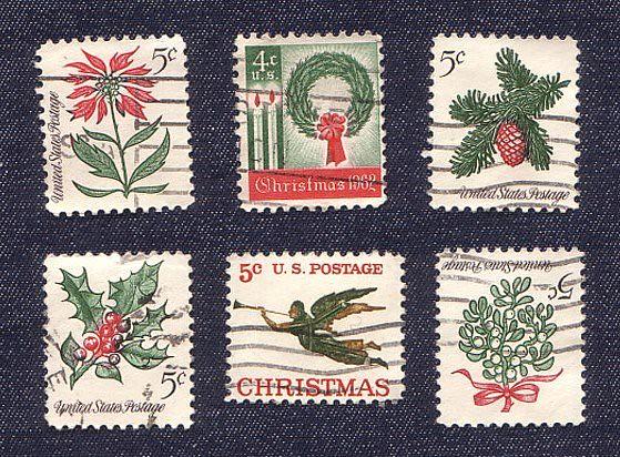 vintage-christmas-stamps