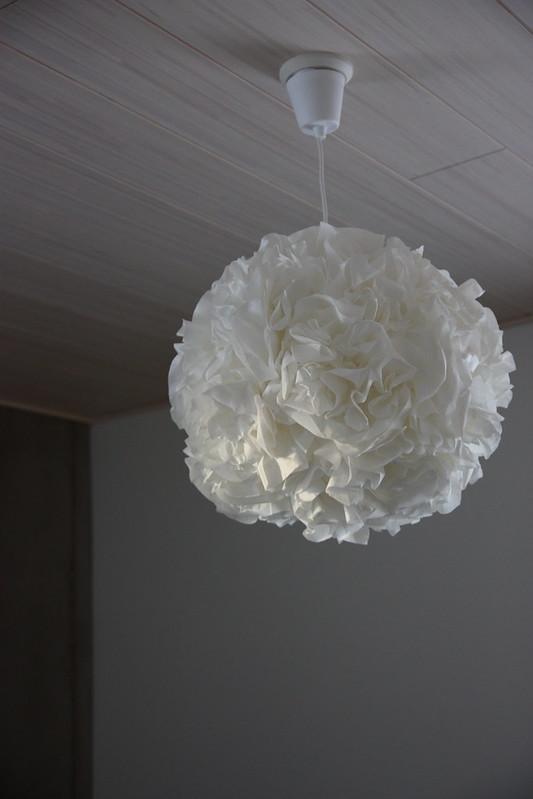 Makuuhuoneen lamppu