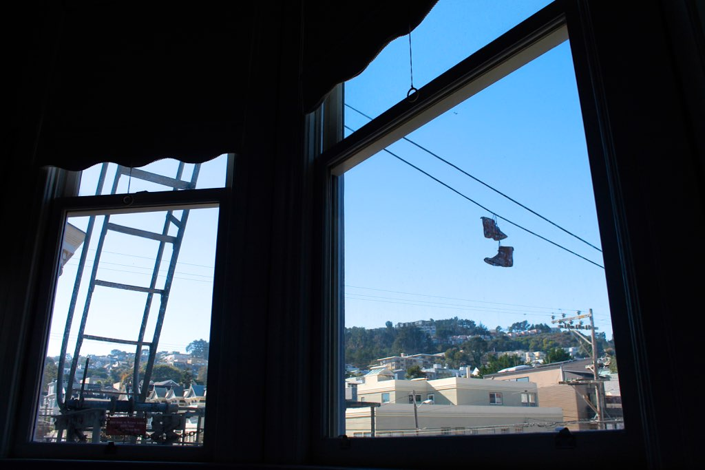 window view Noe Valley San Francisco