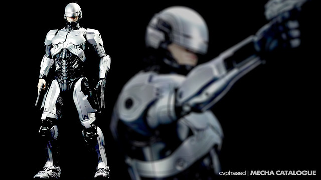 threezero 1/6 RoboCop 1.0