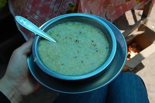 Sopa de Quinua, Vilcashuamán, Ayacucho, Peru