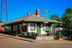 Collierville Historic Train Depot - Shelby County