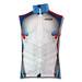 Běžecká vesta BIATEX CZE Light  - lehká závodní běžecká vesta z třívrstvého materiálu Zerowind Light, foto: ATEX