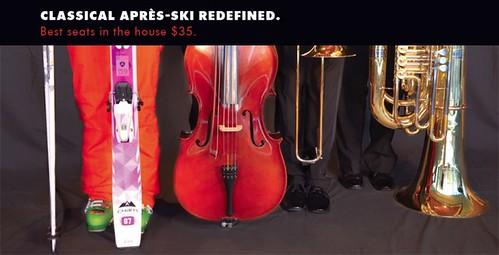 Classical Apres Ski In Utah