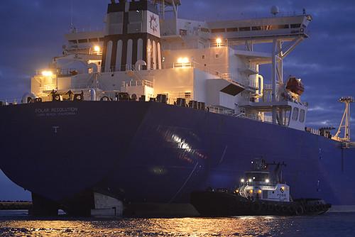 Polar Resolution departure