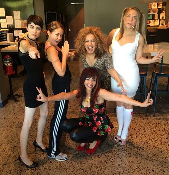 Spice-Girls-Halloween