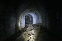 Lost Tunnel - In Darkness