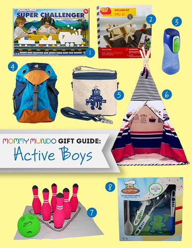 Gift Guide Boys