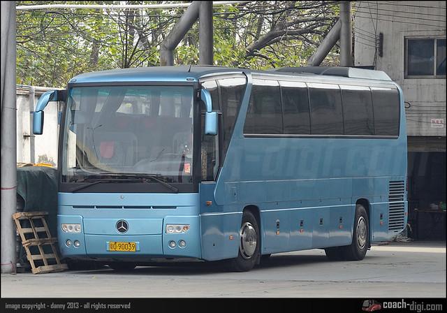 粤O 90039, Mercedes Benz O350 Tourismo