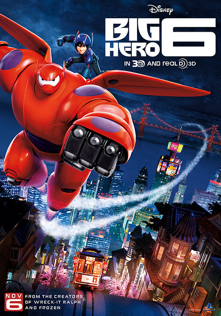 Phim Biệt Đội Big Hero 6 - Big Hero 6