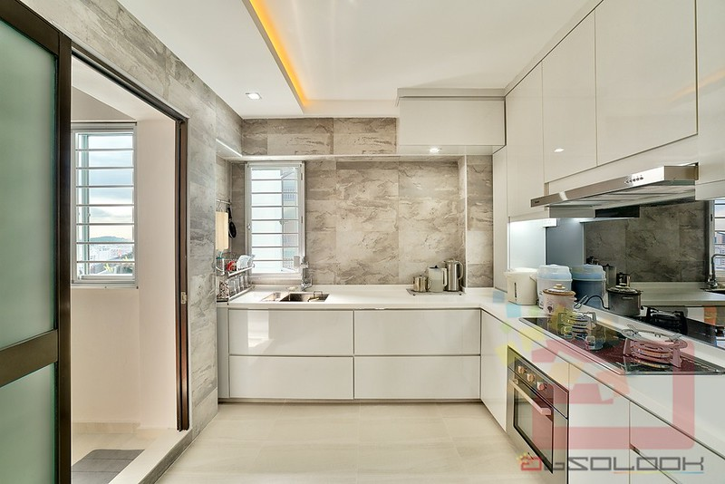 Hdb resale completed project blk 163 gangsa road Kitchen backsplash ideas singapore