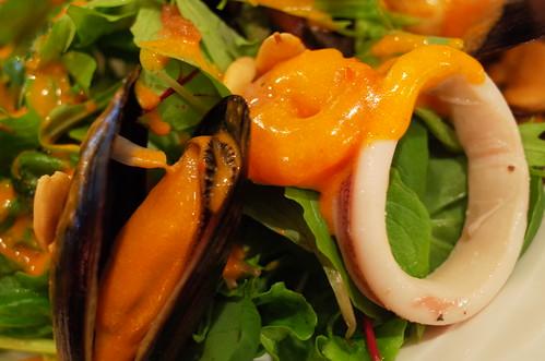 Catalunya seafood salad