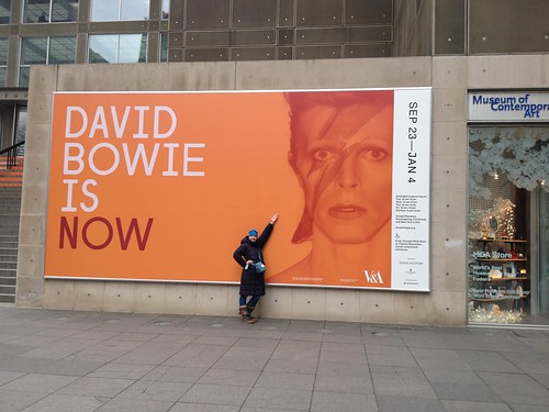 Bowie Is