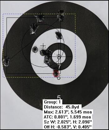 12-8-14 Target Standing