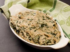frittata(0.0), leaf vegetable(0.0), produce(0.0), vegetable(1.0), vegetarian food(1.0), dip(1.0), food(1.0), dish(1.0), cuisine(1.0),