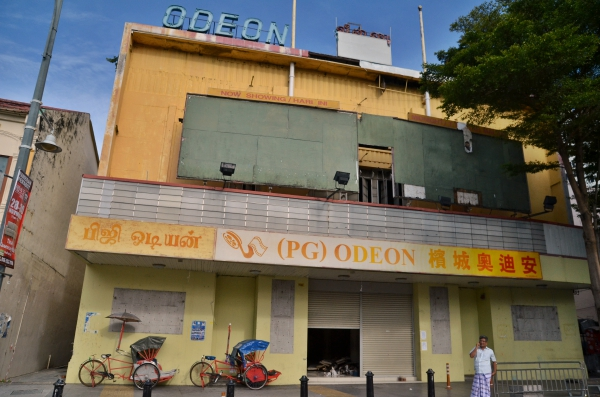 Odeon Theatre Penang Road