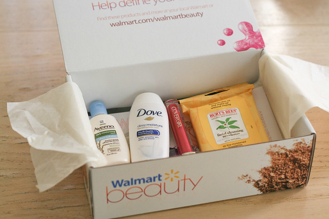 Walmart Beauty Box review | yourwishcake.com