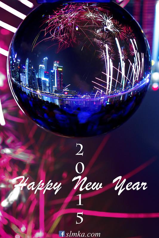 Countdown to 2015 ~ Singapore