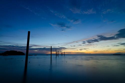 longexposure thailand nikon krabi sunsetsunrise railaybeach d7000