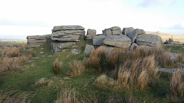 Hart Tor (Okehampton Common)