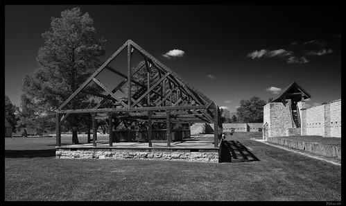 french illinois nikon fort d800 fortdechartres randolphcounty prairiedurocher ©copyright