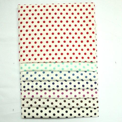 小點點(大特價) 圓點 水玉 手工藝DIy拼布布料 CA450424