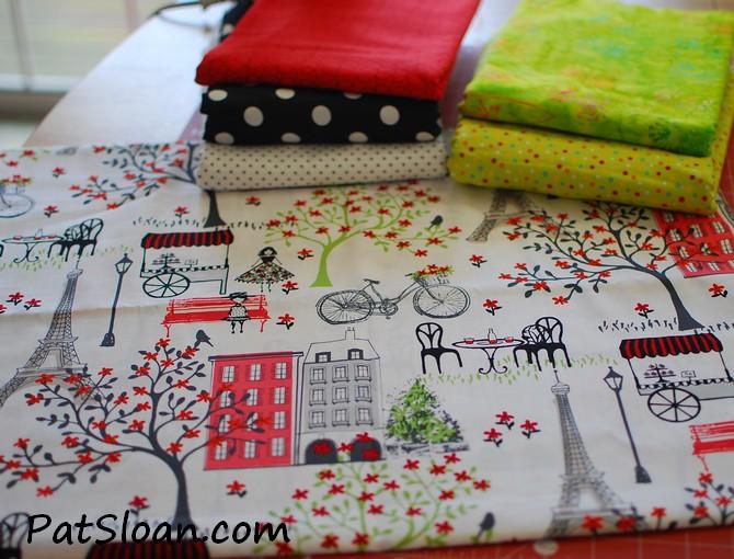 Pat Sloan paris fabric 5