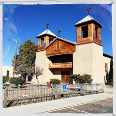 Immaculate Conception Catholic Church Tome New Mexico 8548TN
