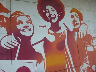Neat wall art.
