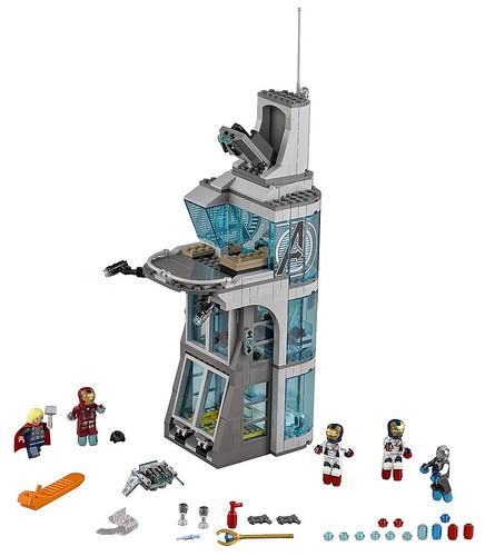 LEGO Marvel Super Heroes 76038