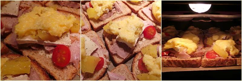 Joulusandwich