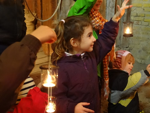 Les petits enfants en Alsace; French children explore their heritage at the Alsace ecomuseum