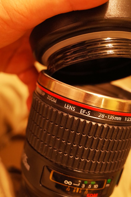 new lens? no! lens mag